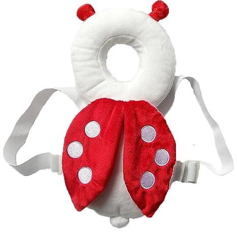 Bebé Cabeza Protección Pad para reposacabezas almohada ...
