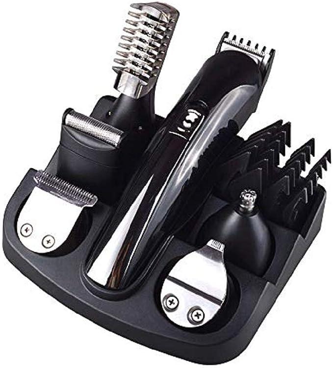 Afeitadora eléctrica/Recortadora de barba para hombre/Recortador ...