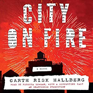City on Fire Hörbuch