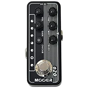 Mooer Micro Preamp 020