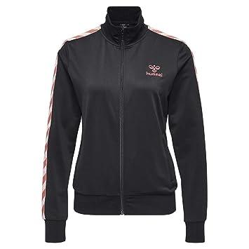 63d99300dde2 Hummel Women s Hmlnelly Zip Jacket  Amazon.co.uk  Sports   Outdoors