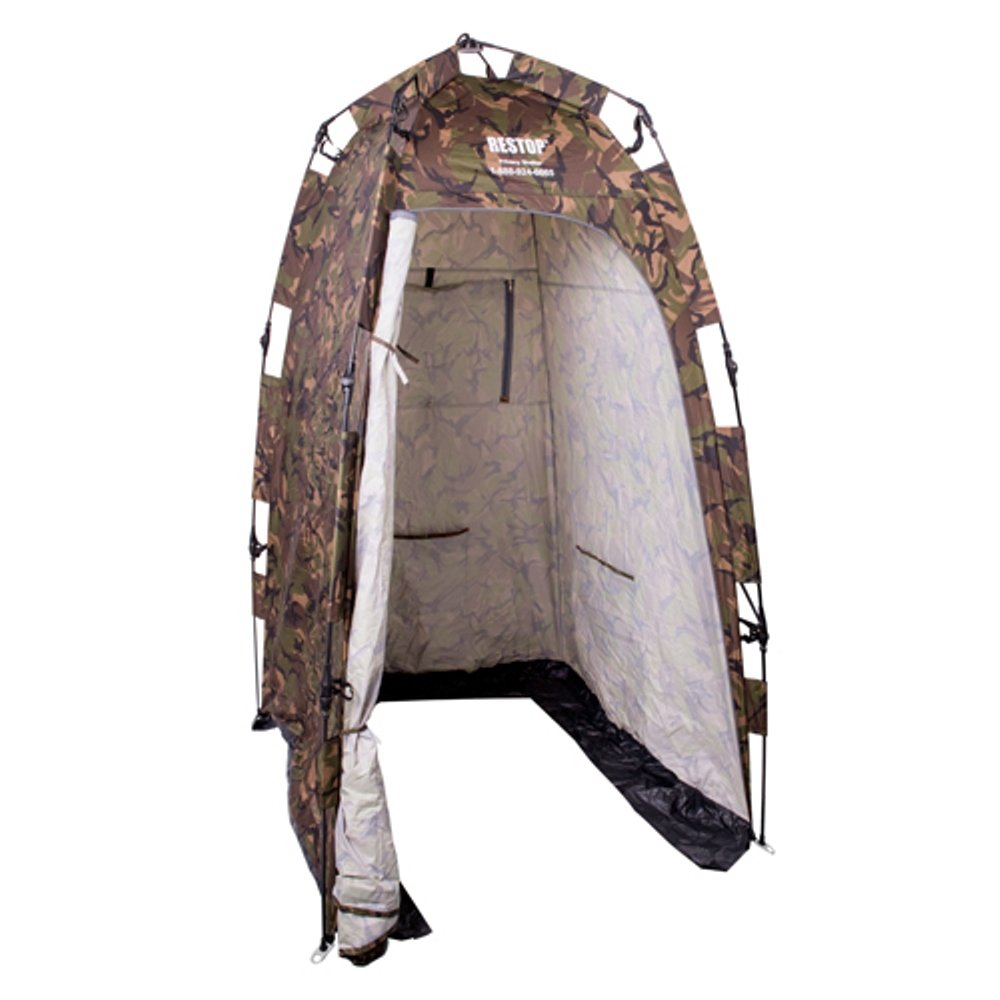 RS500-CAMO RESTOP Camouflage Privacy Shelter