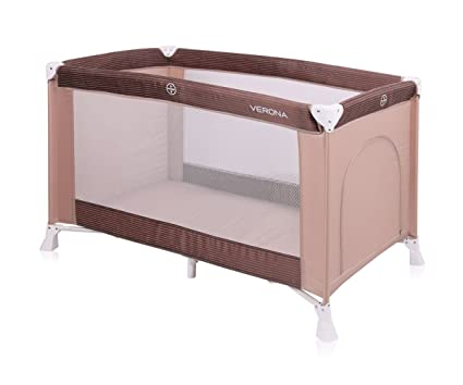 Lorelli Verona - Cuna para bebé, unisex, color beige: Amazon ...