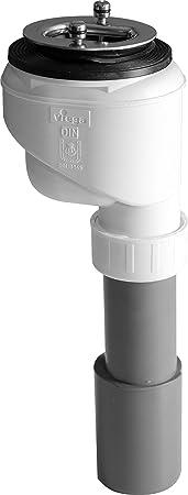 Viega Domoplex Senkrechte Ablaufgarnitur 279 219 Für Duschwannen Mit 52mm Ablaufloch Baumarkt