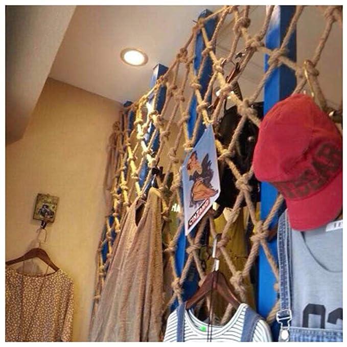 Red de seguridad Malla de 12 cm, escalera infantil balcón red ...