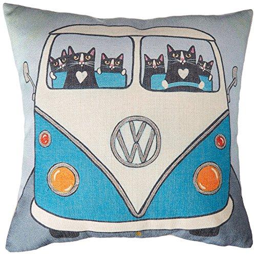 Kingla Cotton Square Decorative Cushion product image