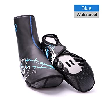 Zapatillas de ciclismo cubiertas a prueba de salpicaduras de calzado Overshoes cubierta de zapato para hombres