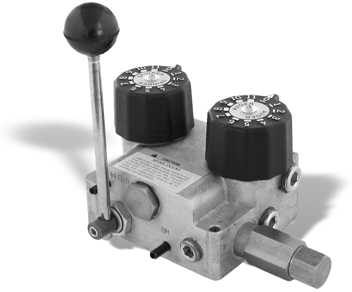 Buyers Products HV1030 Hydraulic Spreader Valve Only 10/30 GPM)