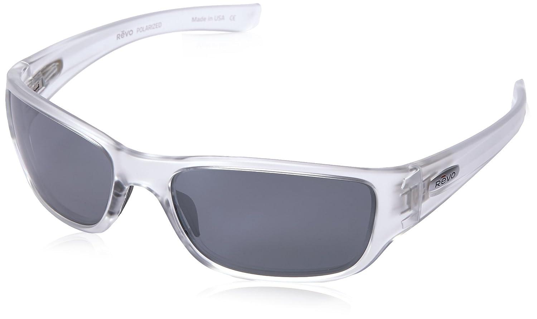 3ea1960cb0 Amazon.com  Revo Unisex RE 4058X Mason Wraparound Polarized UV Protection  Sunglasses Wrap