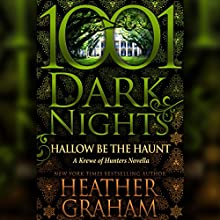 Hallow Be the Haunt: A Krewe of Hunters Novella - 1001 Dark Nights Audiobook by Heather Graham Narrated by Paul Boehmer