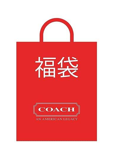ea499a9cdfdb Amazon | (コーチ)COACH 福袋 バッグ&財布&時計&アクセサリー 4点 ...