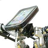 Weather Resistant Motorcycle Handlebar Mount for iPhone 6 PLUS (sku 20641)