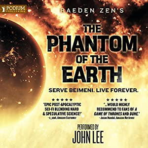 The Phantom of the Earth Audiobook