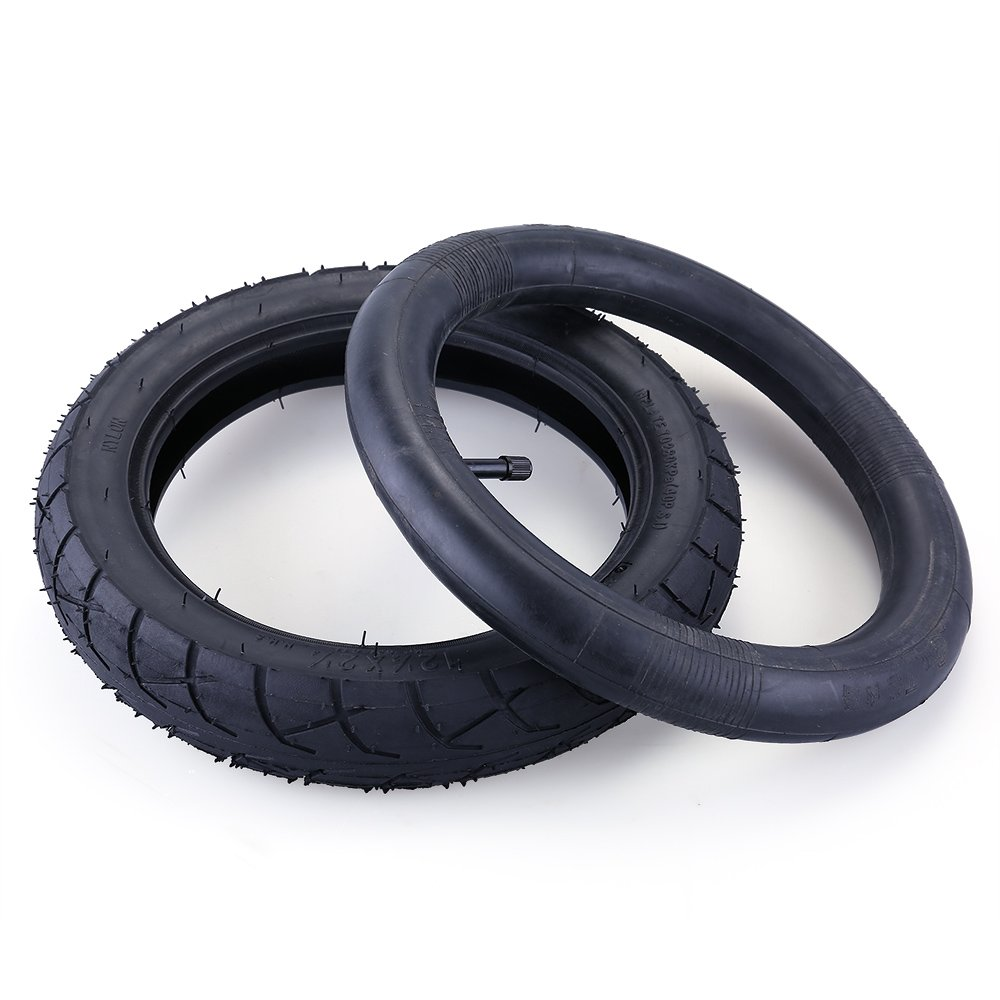 12.5 x 2.25 Tire & Inner Tube Set for Razor Pocket Mod (Bella, Betty, Bistro, Daisy, Hannah, Sweet Pea), Currie, Schwinn, GT, IZIP, eZip - Gas & Electric Scooters Replacement Tire Tube by LotFancy