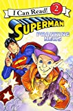 img - for Superman Classic: Pranking News (I Can Read Level 2) book / textbook / text book