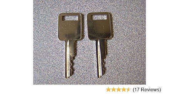 WEATHERGUARD TOOL BOX Replacement Keys K750-K799 K001-K100 RH01-RH50