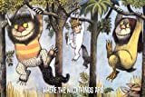 "Best Culturenik Things - Where The Wild Things Are Poster (36""x24"") Review"