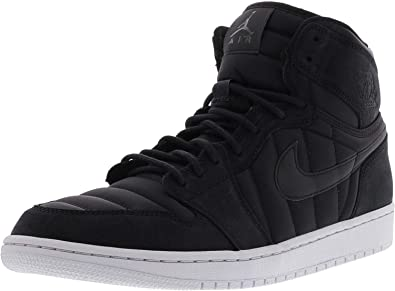 0d7663e5e811 Image Unavailable. Image not available for. Color  Nike Jordan Men s Air  Jordan 1 High Strap Basketball Shoe