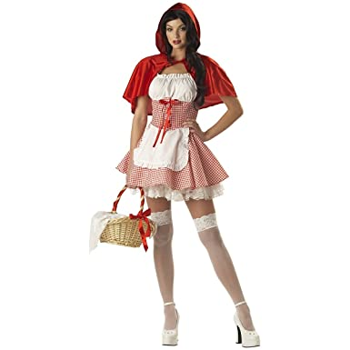 Final, Adult little red riding hood costumes think