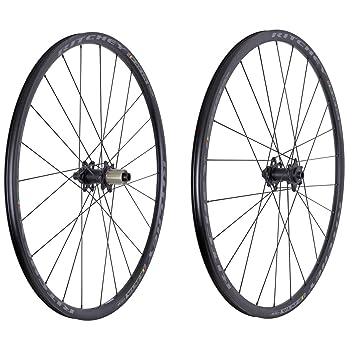 Ritchey WCS Zeta Disc - Ruedas para Bicicleta, 700c Disc, Negro: Amazon.es: Deportes y aire libre