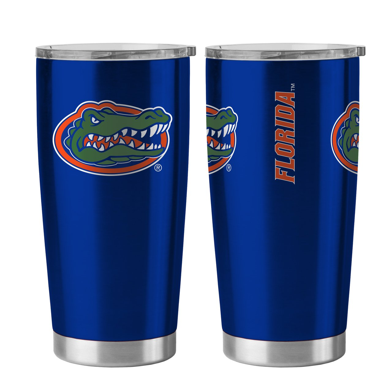 Florida Gators 20 oz Ultra Stainless Steel Travel Tumbler by Boelter Sports