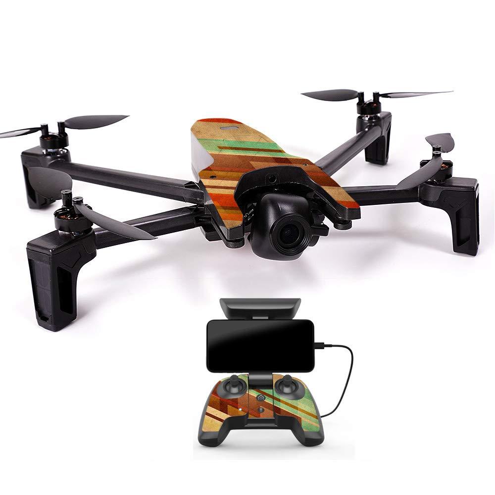 国内最安値! MightySkins Drone用 Wood スキンデカール ラップ Parrot Anafi Drone用 ステッカー 抽象画 木製, ステッカー Full Drone & Controller Coverage, PAANA-Island Fish B07H7R612P Minimal Drone & Controller Coverage Abstract Wood Abstract Wood Minimal Drone & Controller Coverage, カー用品卸問屋 NFR:9fca851d --- rsctarapur.com