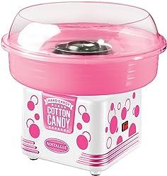 Nostalgia PCM405WMLN Hard & Sugar-Free Hard Candy Cotton Candy Maker