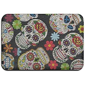 Amazon.com: Alfombrilla de entrada divertida alfombra de ...