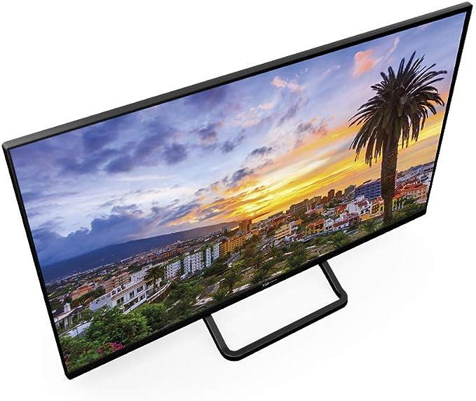Televisores Smart TV 32 Pulgadas Led HD. [WiFi, 3X HDMI, HbbTV 2.0.1, TDT-HD] TD Systems K32DLX9HS: Amazon.es: Electrónica