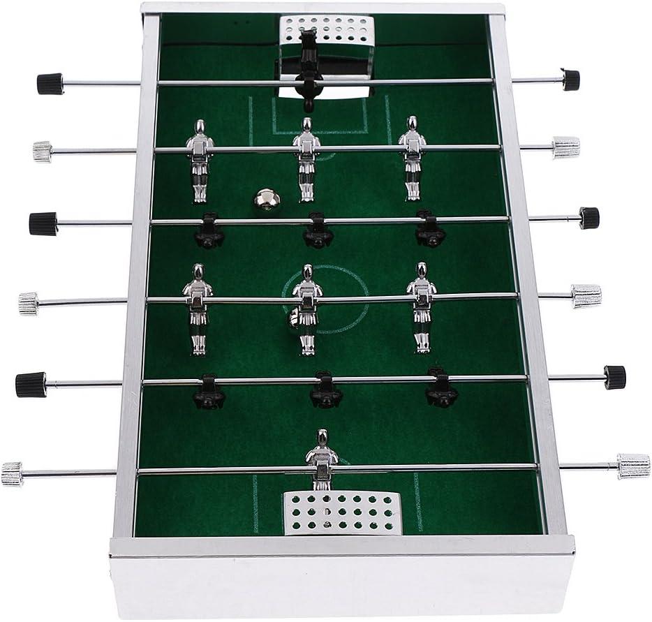 sharprepublic Aleación De Aluminio Juego De Fútbol Juego De Fútbol Metegol Family Fun Table Sports: Amazon.es: Juguetes y juegos