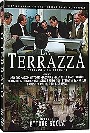 Amazon.com: Ettore Scola\'s La terrazza, The Terrace, La terraza, O ...