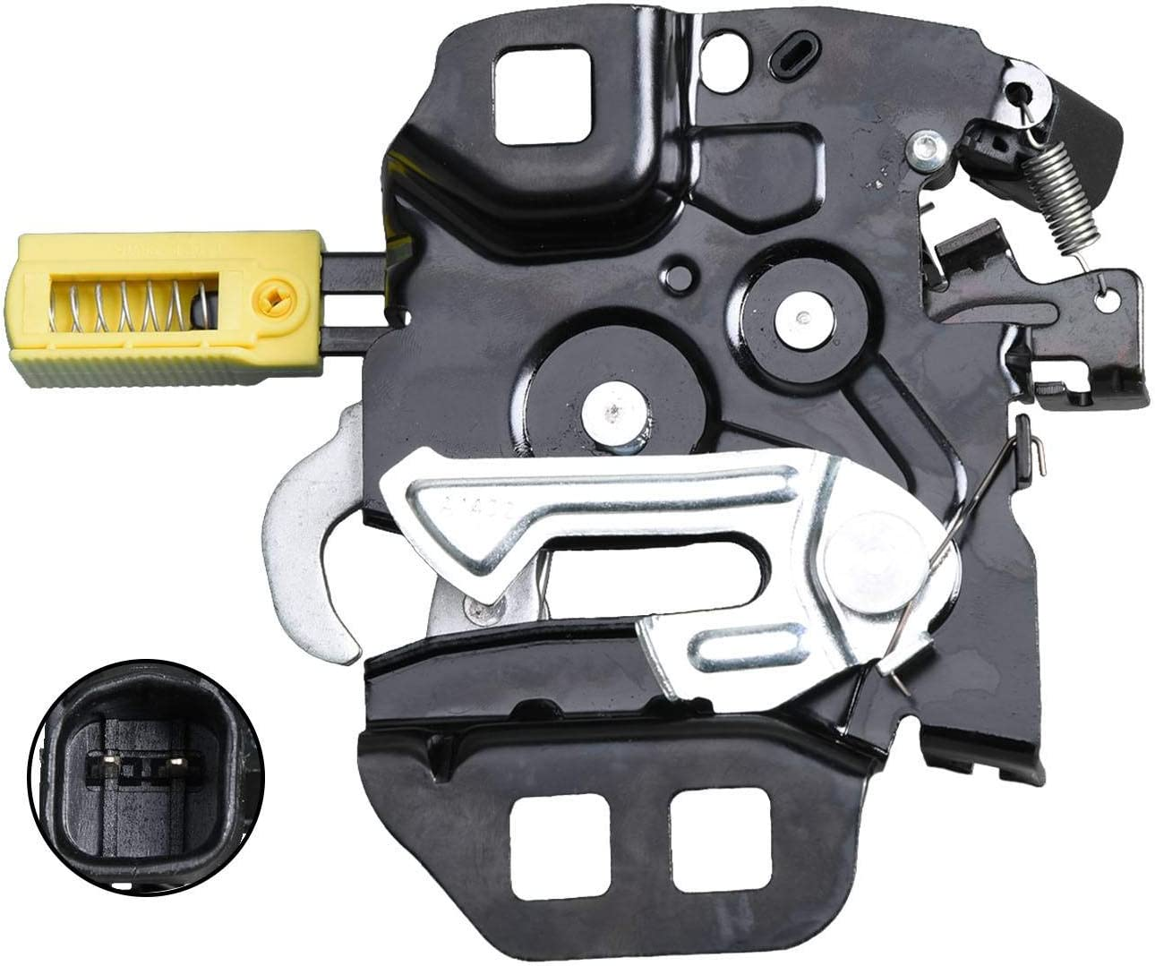 Bapmic FT4Z-16700-A Hood Latch Lock for Ford Edge 15-18