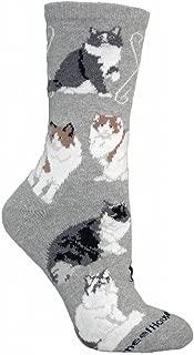 product image for Wheel House Designs Women's Tabby Cat Socks