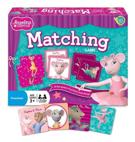 angelina ballerina card game - 3