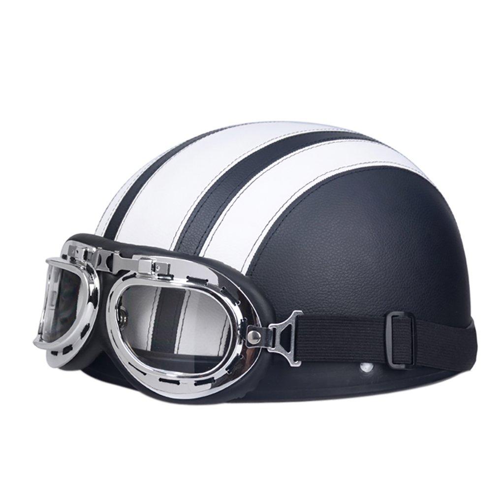 FLY® Helmet, Retro Half Helmet, Motorcycle Helmet Helmet, Four Seasons Universal