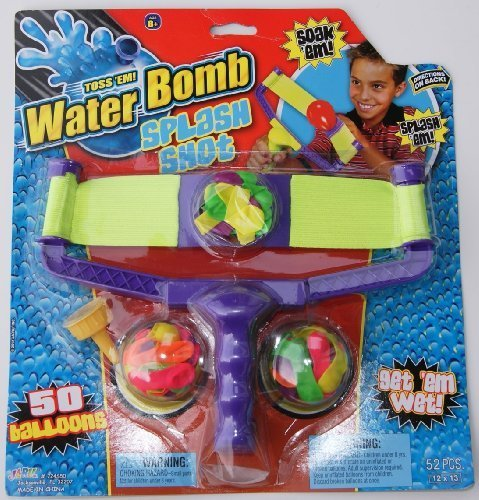 Toss Em! Water Balloon Sling Shot