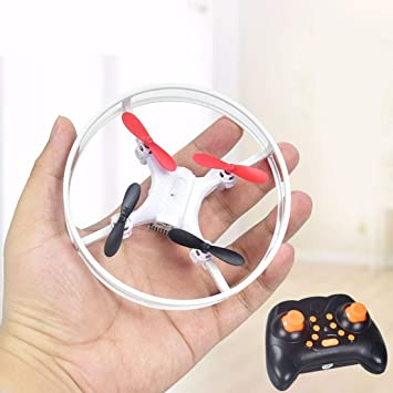 KUANDARMX Mini Dron UFO, Juegos de Interior y Exterior para Niños ...