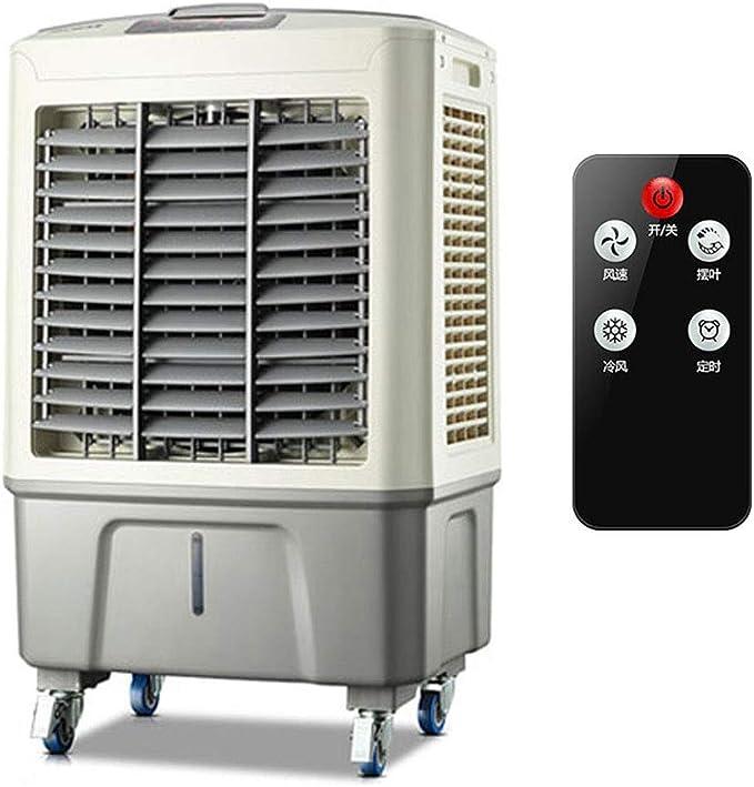 Enfriador Evaporativo Portátil | Ventilador, purificador de Aire ...
