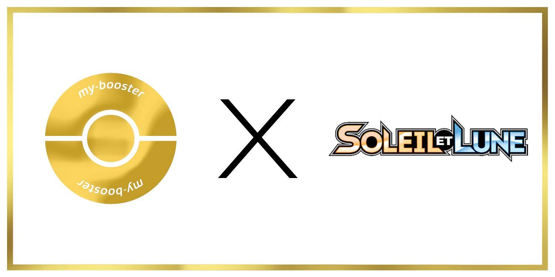 #myboost X Soleil /& Lune 1 Coffret de 10 Cartes Pok/émon Fran/çaises Sharpedo 82//149 Holo Reverse