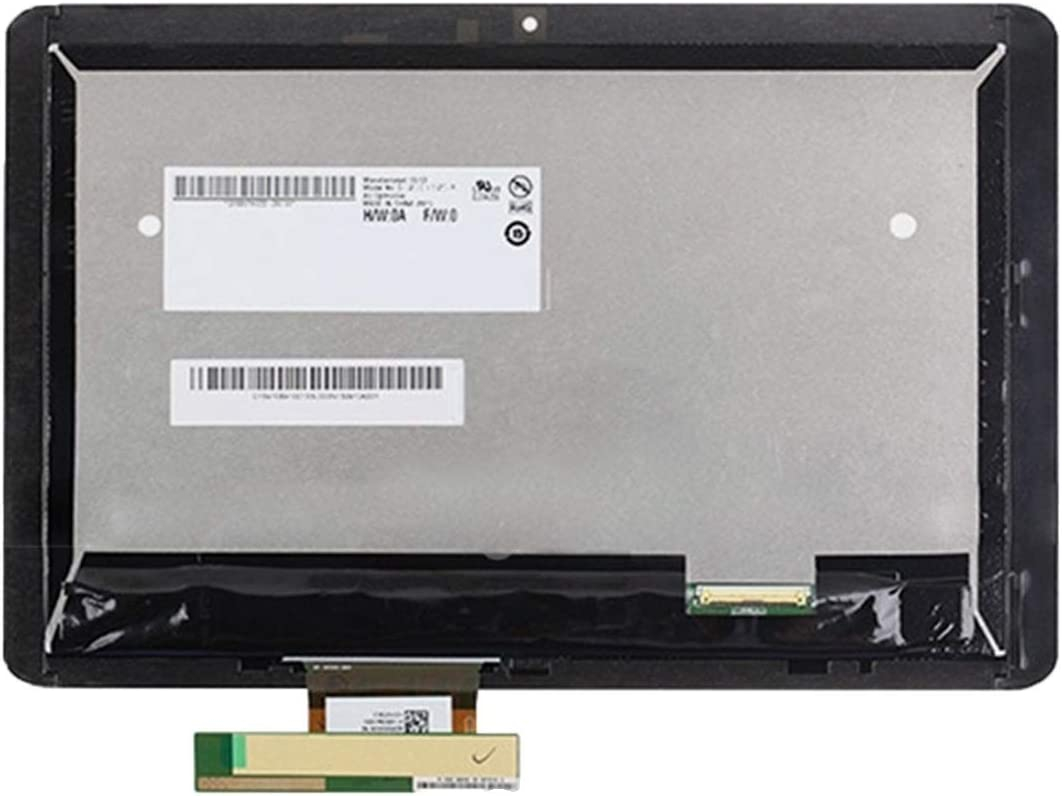 LCD Screen Mobile Phone and Digitizer Full Assembly for Acer Iconia Tab A210 10.1 inch Black