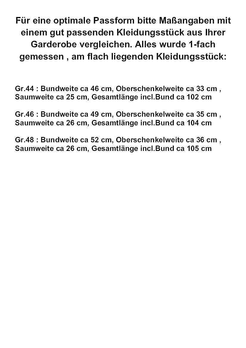 letzte Auswahl Volumen groß UK Verfügbarkeit AdoniaMode Damen Jeans Stretch-Hose Gr.44-48