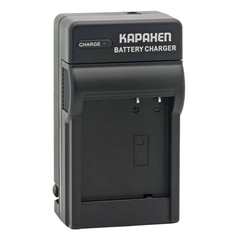 Kapaxen Two High Capacity BP-DC15 Batteries & Charger Kit for Leica D-Lux (Type 109) Cameras by KAPAXEN (Image #3)