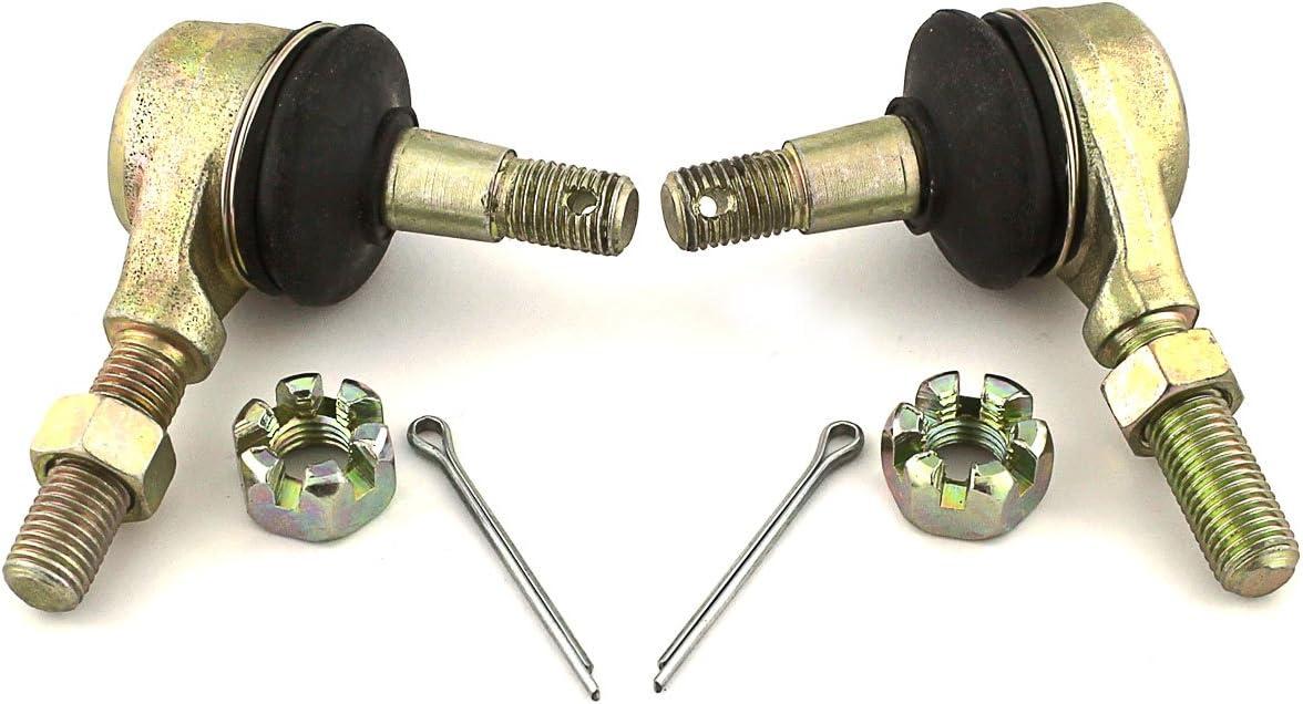 Amazon Com Caltric Tie Rod End Kit Compatible With Suzuki Ltz400 Lt Z400 Ltz 400 Quadsport 2003 2004 2005 2006 2007 2008 Automotive