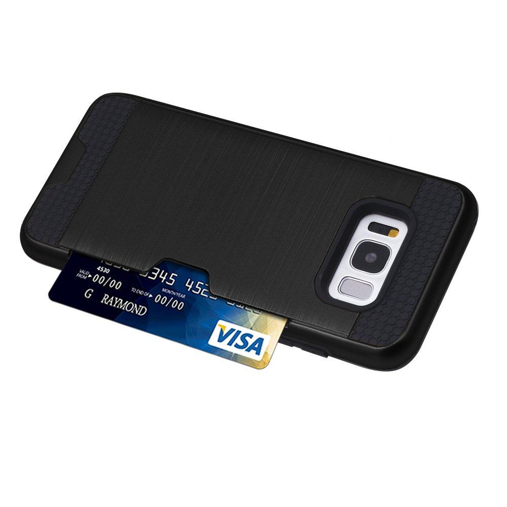 iprotect Funda 2en1 Estuche duro Carcasa para Samsung Galaxy S8 en ...