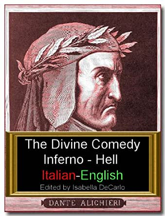 The Divine Comedy Volume 1 Inferno Pt 1 English and Italian Edition