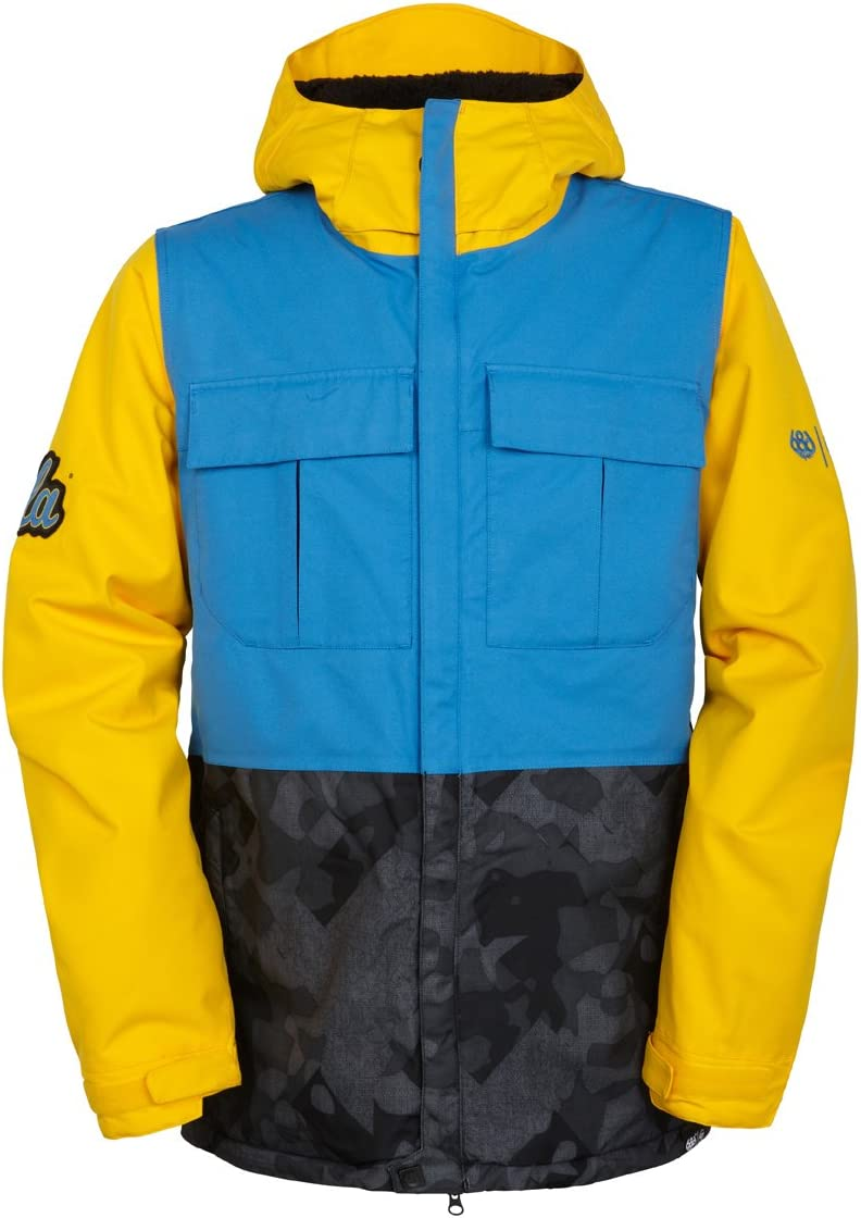 NCAAメンズVictory Insulated Jacket Ucla Bruins X-Small