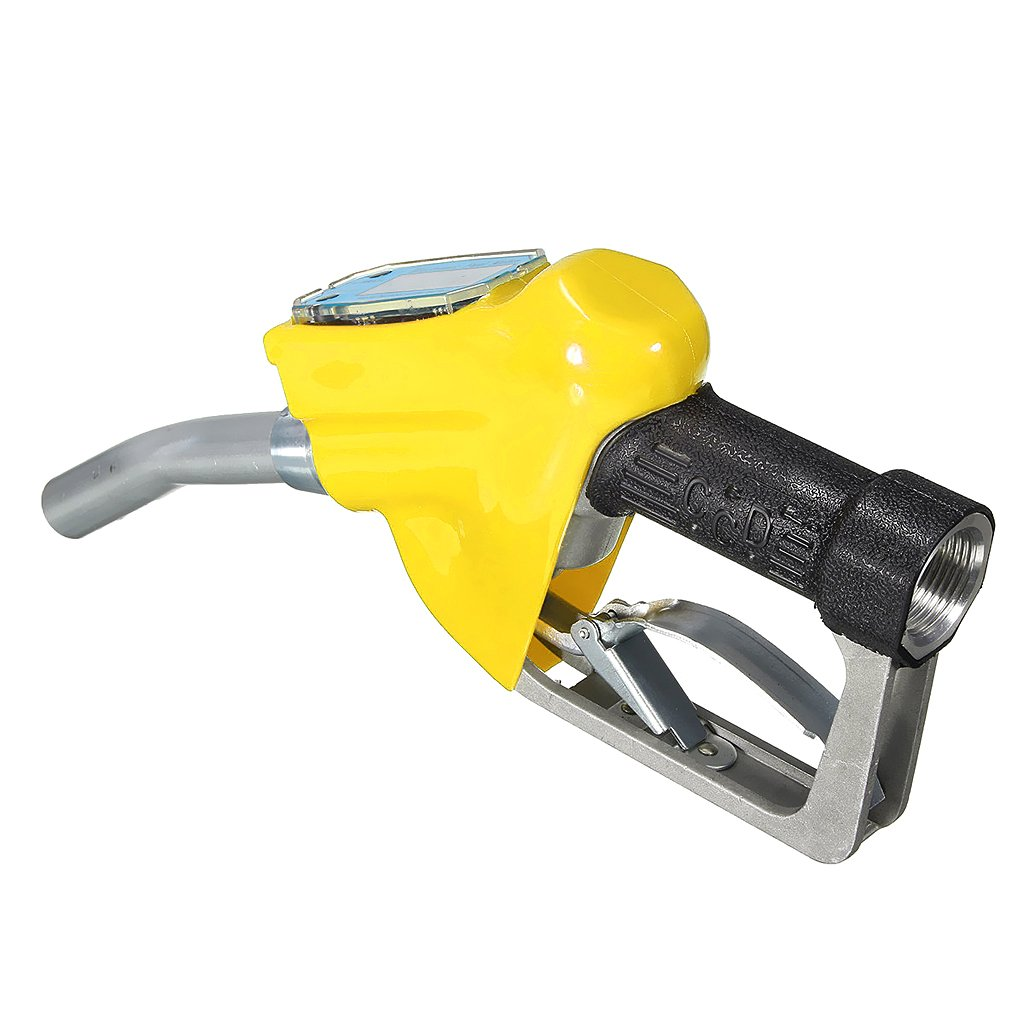 D DOLITY Fuel Delivery Transfer Tool Nozzle Dispenser Flow Meter