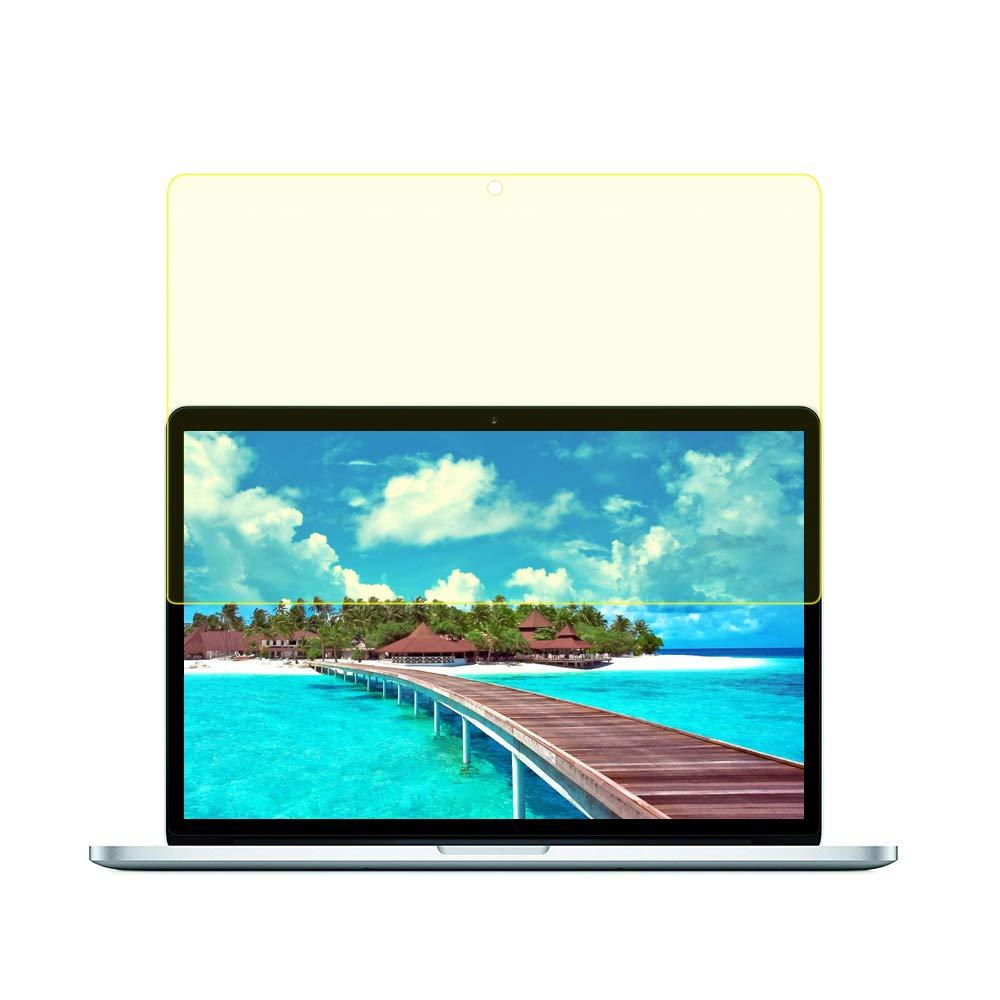 """Pavoscreen Anti Blue Light Screen Protector for MacBook Pro 15'' Retina (A1398 - Late 2012-Mid 2016) Model,Protect Eyes Bubble Free Full Coverage MacBook Pro 15"""" Screen Filter (A1398) by Pavoscreen (Image #1)"""