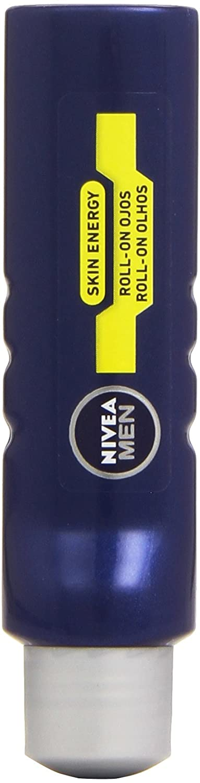 Nivea Men - Skin Energy Q10 Augen Kontur - Roll On 10 Milliliter 88780.0