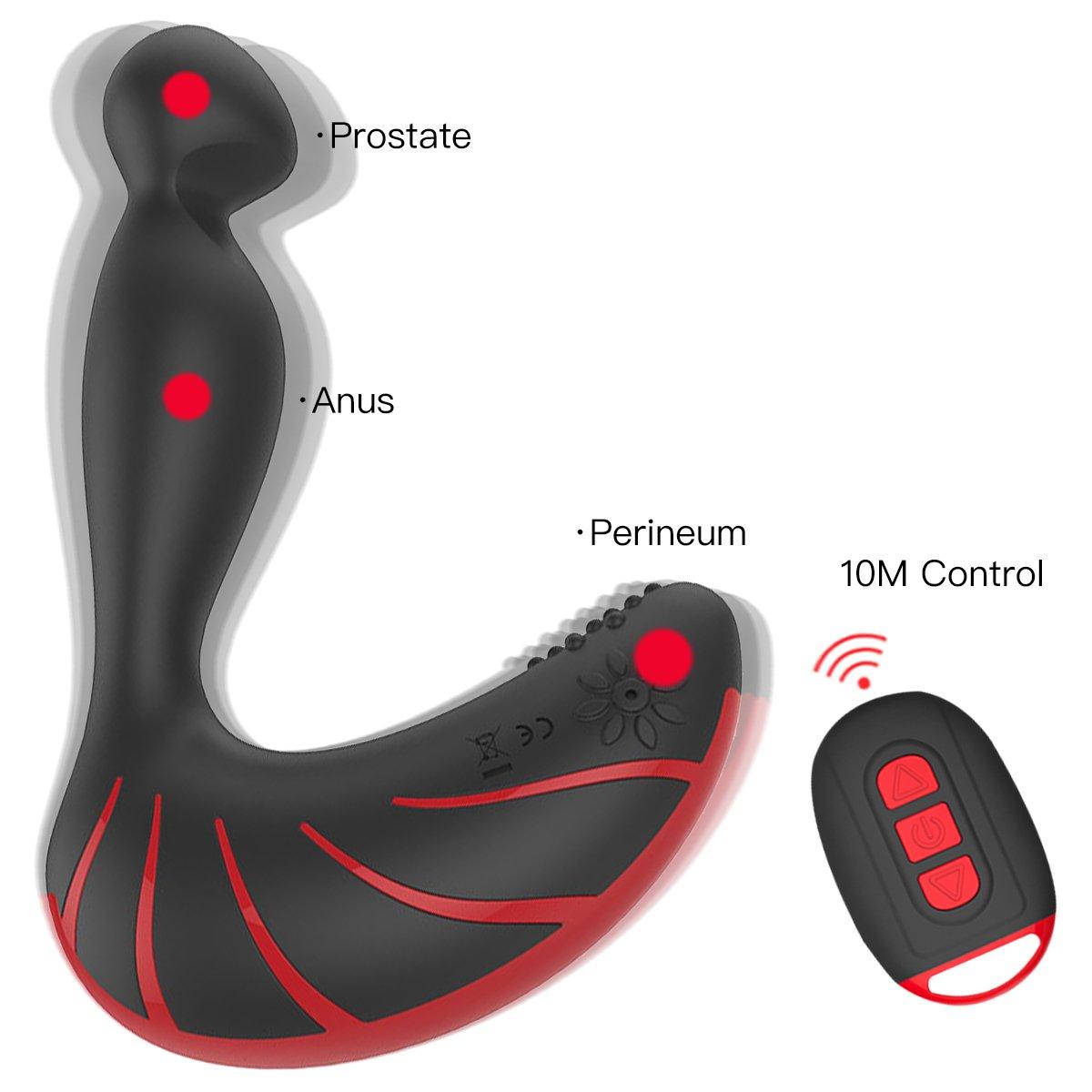 prostata massage mini vibrator